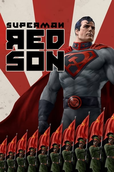 Süperman: Kızıl Evlat