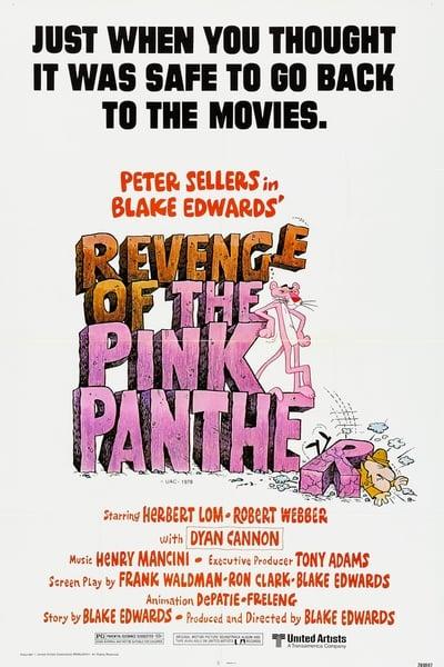 Pembe Panter'in İntikamı