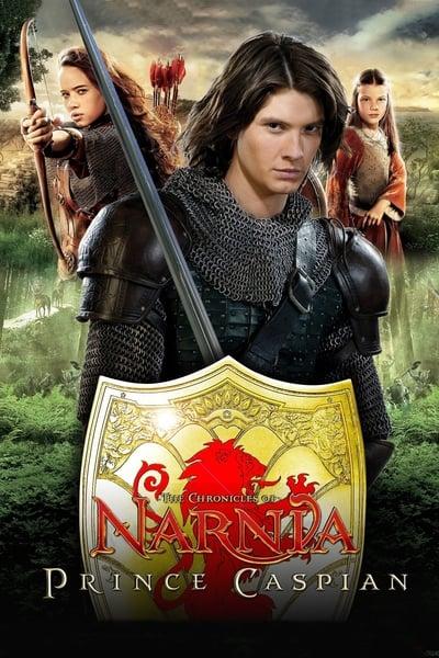 Narnia Günlükleri: Prens Kaspiyan