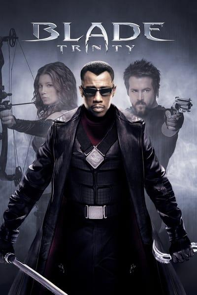 Bıçağın İki Yüzü 3: Trinity