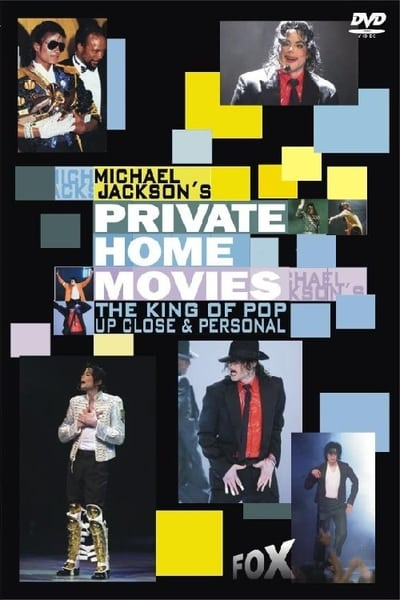 Michael Jackson's Private Home Movies