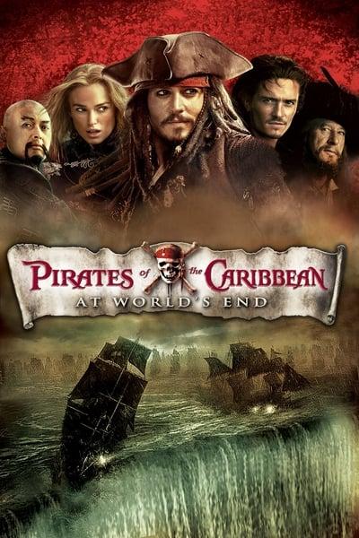 Karayip Korsanları: Dünyanın Sonu