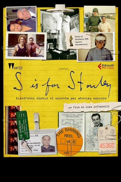 S is for Stanley