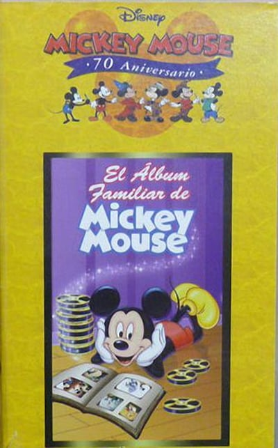 Mickey's Family Album