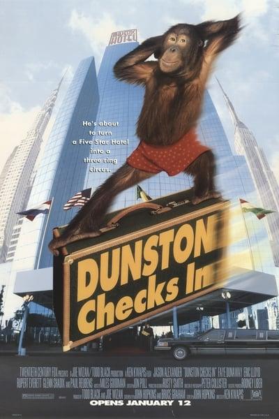 Dunston: Otelde Tek Başına