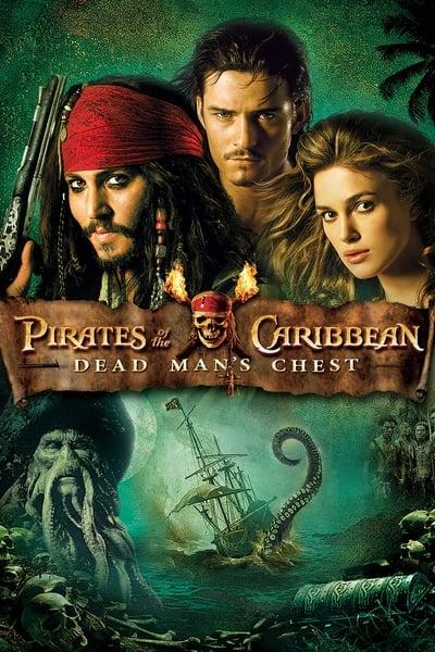 Karayip Korsanları: Ölü Adam'ın Sandığı