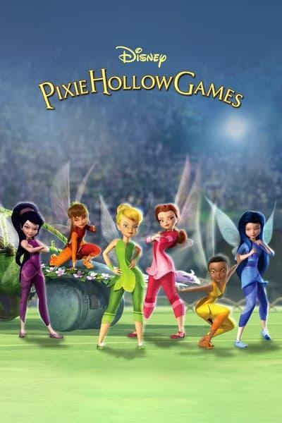 Tinker Bell Peri Adası Oyunları