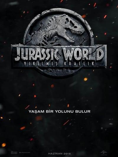 Jurassic Park 5: Yıkılmış Krallık