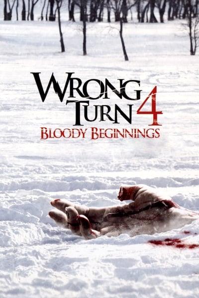 Korku Kapanı 4: Kanlı Başlangıç