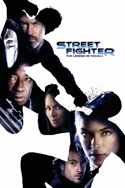 Sokak Dövüşçüsü: Chun-Li Efsanesi