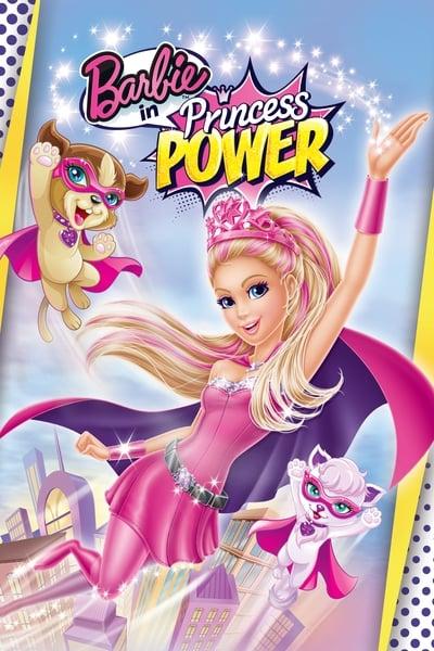 Barbie Güçlü Prenses