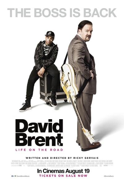 David Brent: Hayat Yolunda