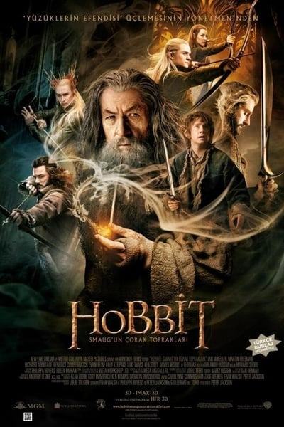 Hobbit: Smaug'un Çorak Toprakları