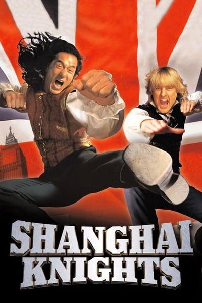 Şangaylı Kovboy 2: Şangay Şövalyeleri