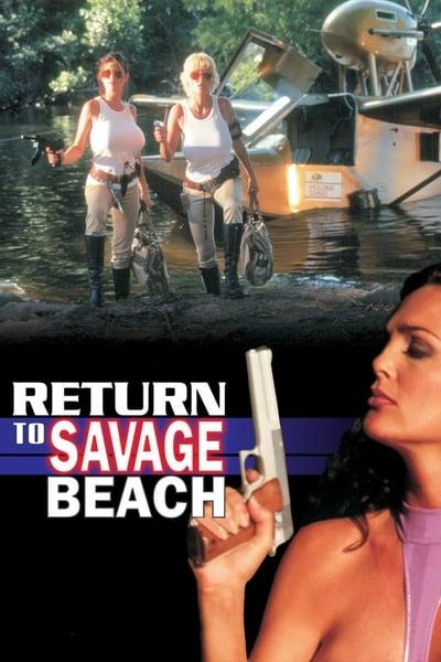 L.E.T.H.A.L. Ladies: Return to Savage Beach