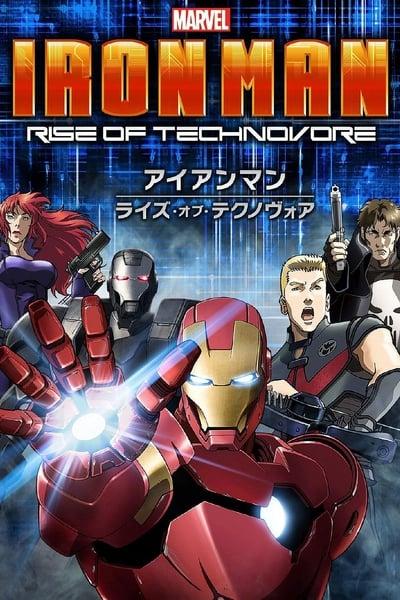 Iron Man: Technovore'un Yükselişi