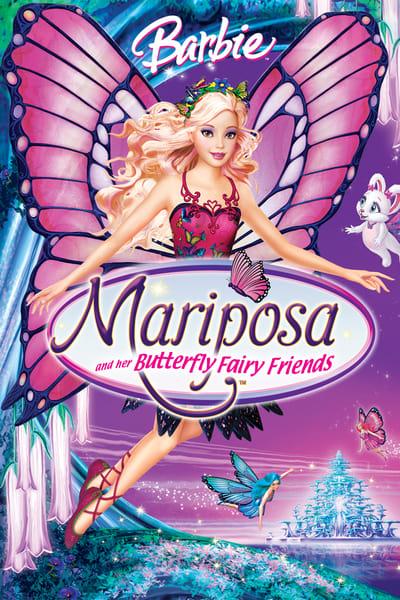 Barbie: Mariposa ve Kelebek Peri Dostları