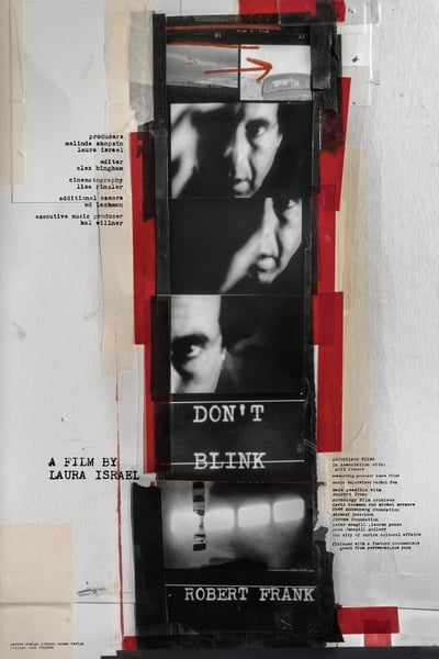 Don't Blink: Robert Frank