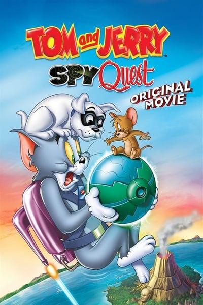 Tom ve Jerry: Casusluk Görevi