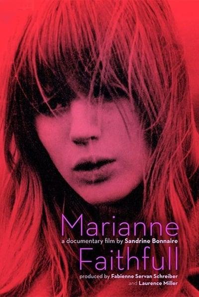 Marianne Faithfull fleur d'âme