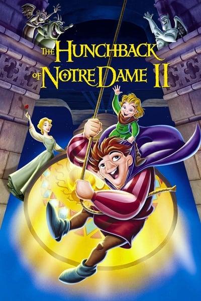 Notre Dame' ın Kamburu 2