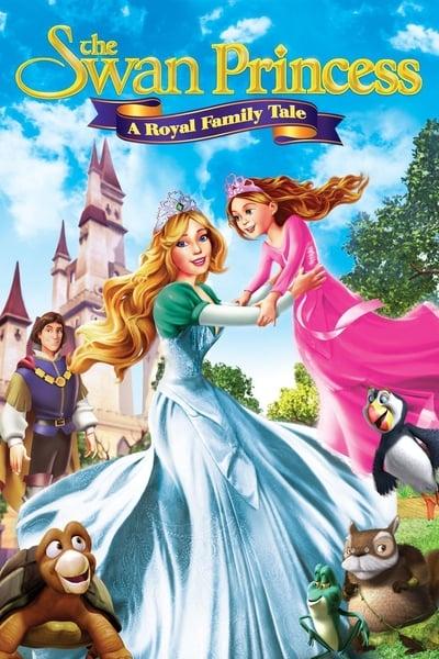 Kuğu Prenses: Kraliyet Ailesi Masalı
