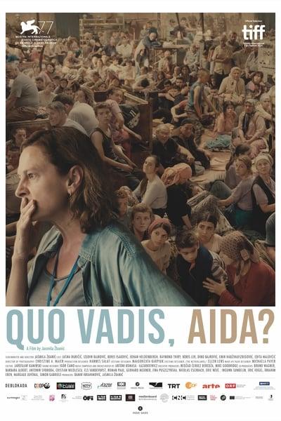 Nereye Gidiyorsun, Aida?