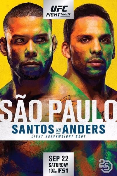 UFC Fight Night 137: Santos vs. Anders