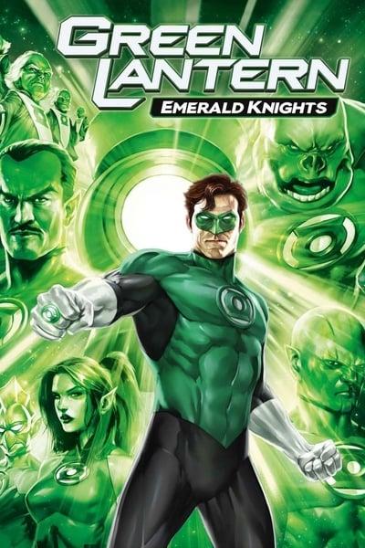 Yeşil Fener: Zümrüt Şövalyeleri