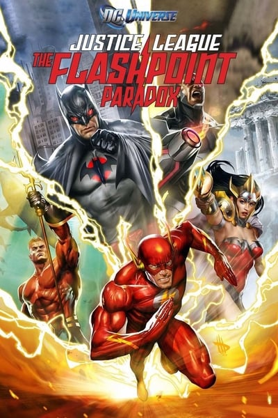 Adalet Birliği: Flash Noktası Paradoksu