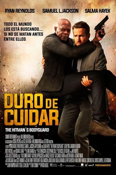 El otro guardaespaldas (The Hitman's Bodyguard) (2017)