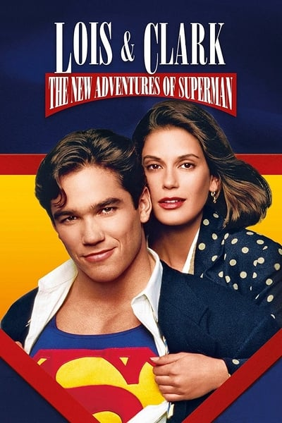 Lois & Clark: The New Adventures of Superman TV Show Poster
