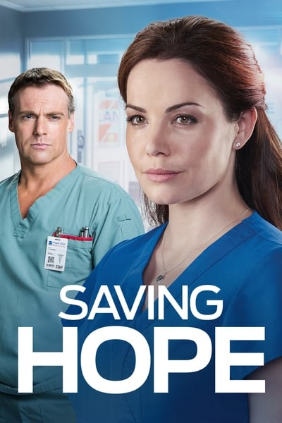 Saving Hope TV Show Poster