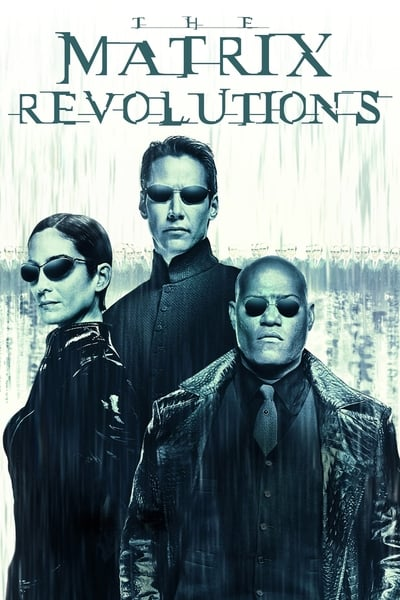 The Matrix Revolutions 2003 720p BluRay Dual Audio In Hindi English