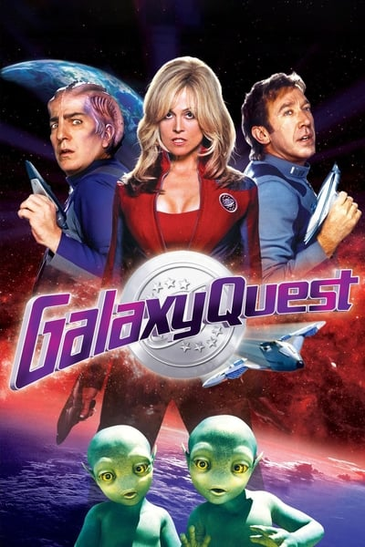 Galaxy Quest 1999 BRRip 720p Dual Audio In Hindi