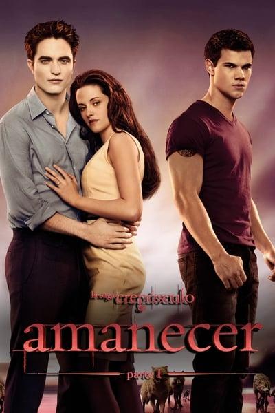 La saga Crepúsculo:  Amanecer – Parte 1 / The Twilight Saga: Breaking Dawn – Part 1