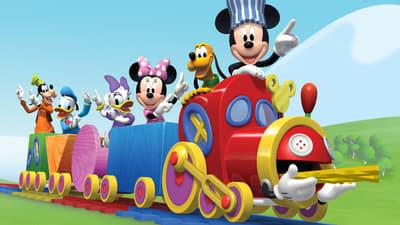 Клуб Микки Мауса - кадр из мультсериала