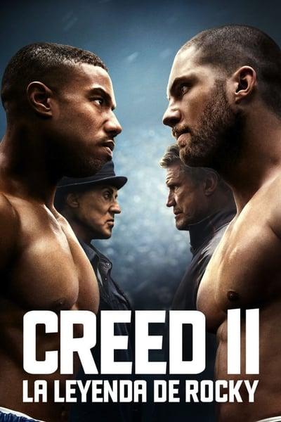 Creed 2: la leyenda de Rocky (Creed II: defendiendo el legado )