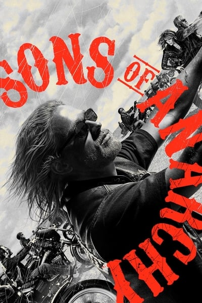 Sons of Anarchy TV Show Poster