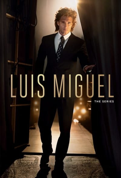 Luis Miguel: The Series TV Show Poster