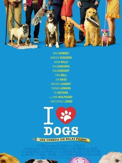I Love Dogs (Dog Days)