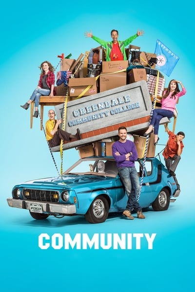 Community TV Show Poster