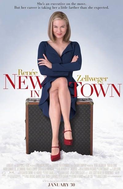 Watch - (2009) New in Town Movie Online Free