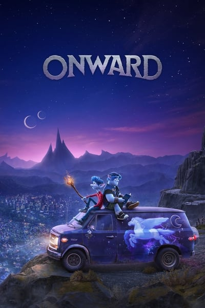 Onward 2020 HDRip 400MB 480p Full English Movie Download