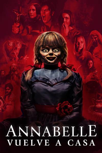 Annabelle vuelve a casa (Annabelle Comes Home)