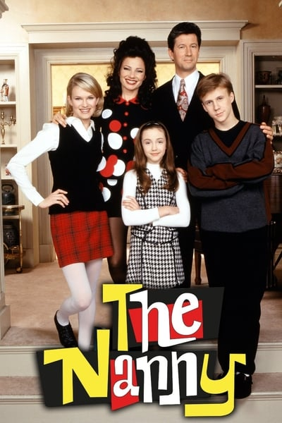The Nanny TV Show Poster
