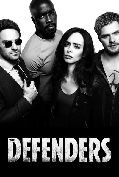Marvel's The Defenders TV Show Poster