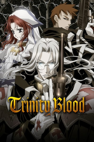 Trinity Blood TV Show Poster