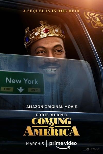 El príncipe de Zamunda 2 (Coming 2 America) (2021)