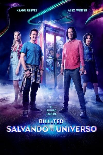 Bill y Ted salvan el universo (Bill & Ted Face the)